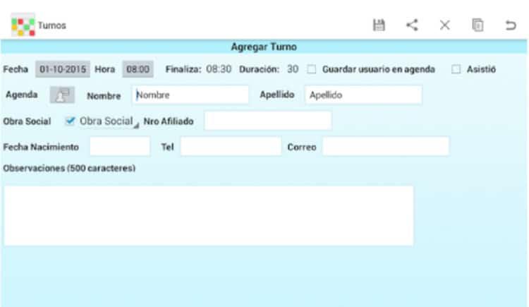 Salud Turnos Online