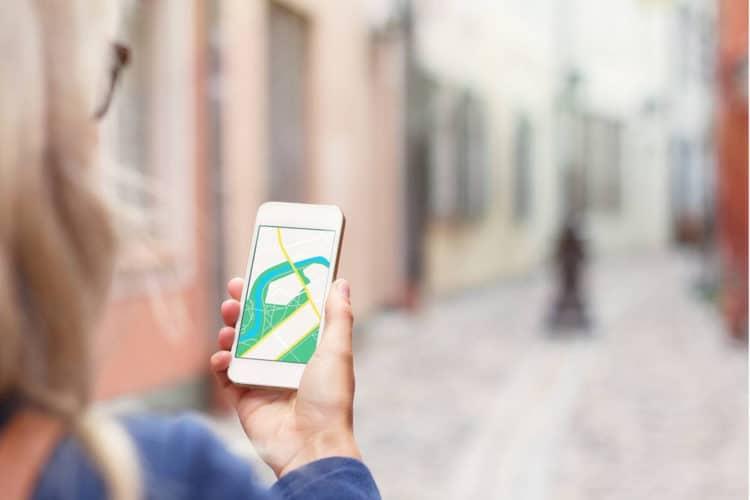 como localizar un telefono celular