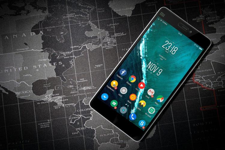 los mejores celulares de gama media