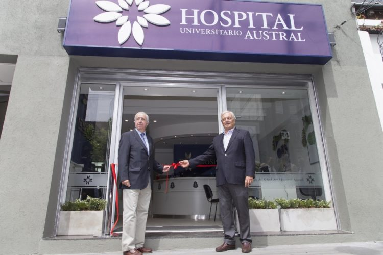 Turnos en Hospital Austral